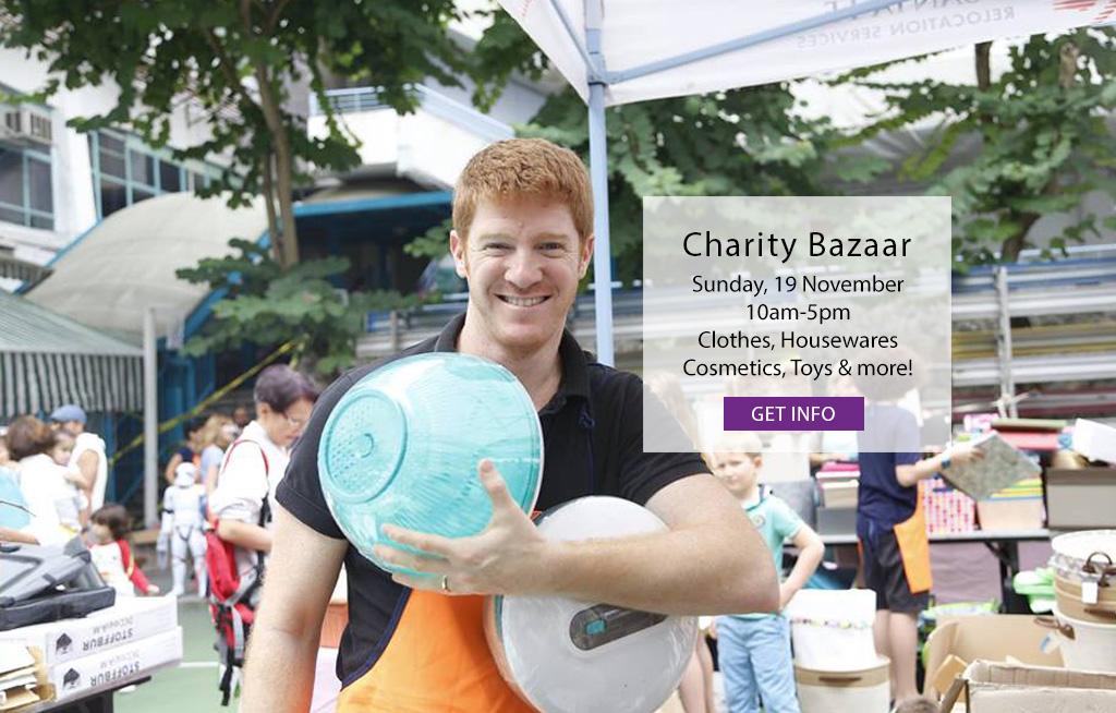 JWA Charity Bazaar 2017 - 19 November