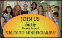 JWA Beneficiary Visits