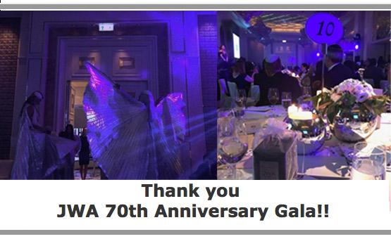 JWA Thank You Gala 2017