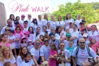 JWA Pink Walk 22 October 2017 - Join us!