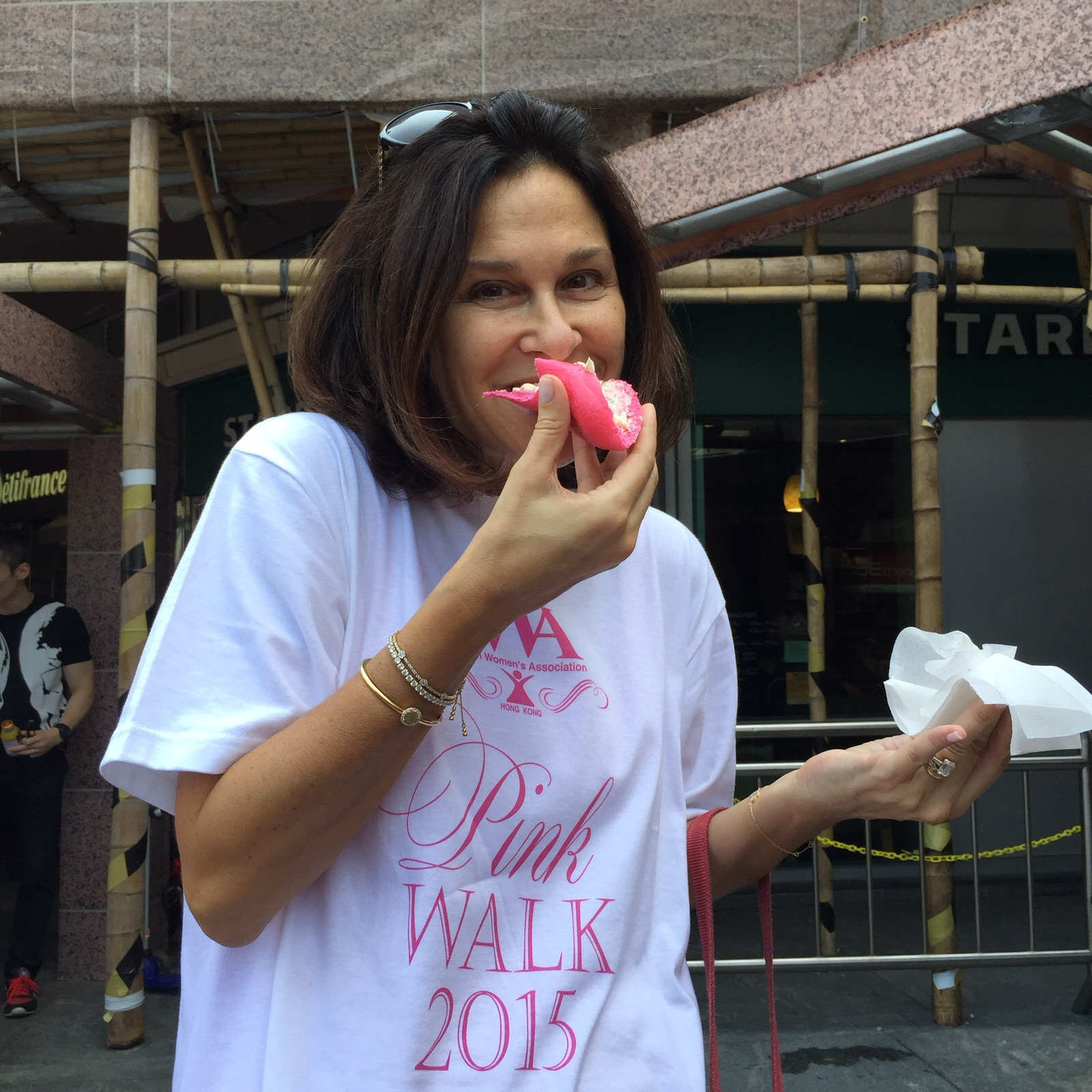 Pink Walk 2015