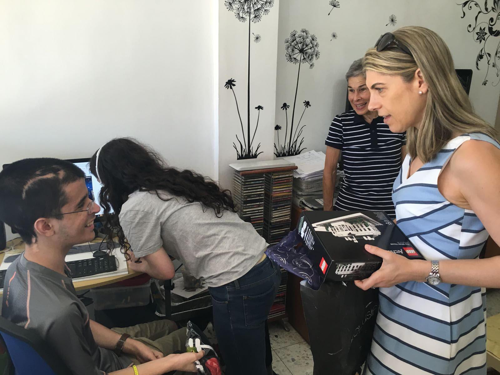 Beneficiary Visits July 2016