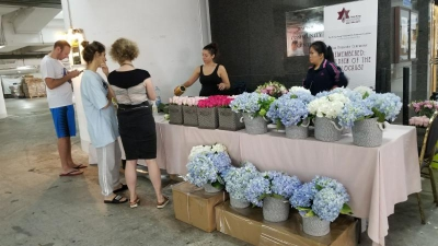 JWA - Passover Flower Sale Pickup
