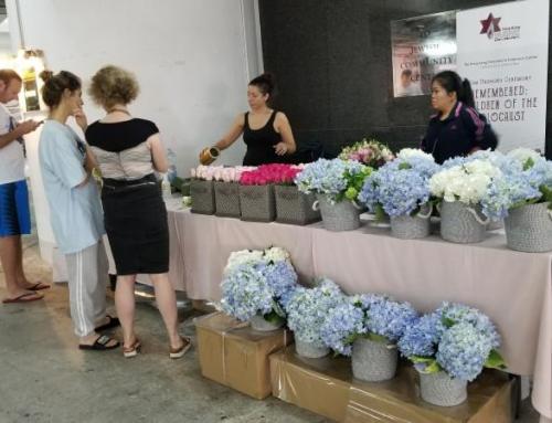 JWA Pesach Flower Sale