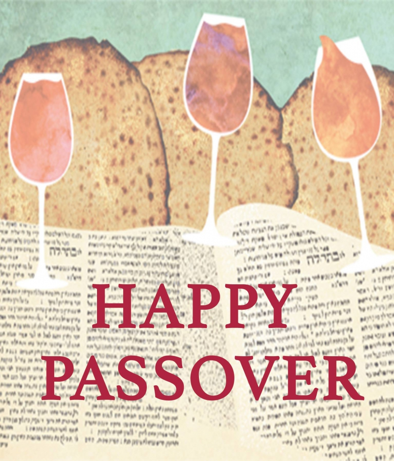 Happy Passover to you all from the JWA HK