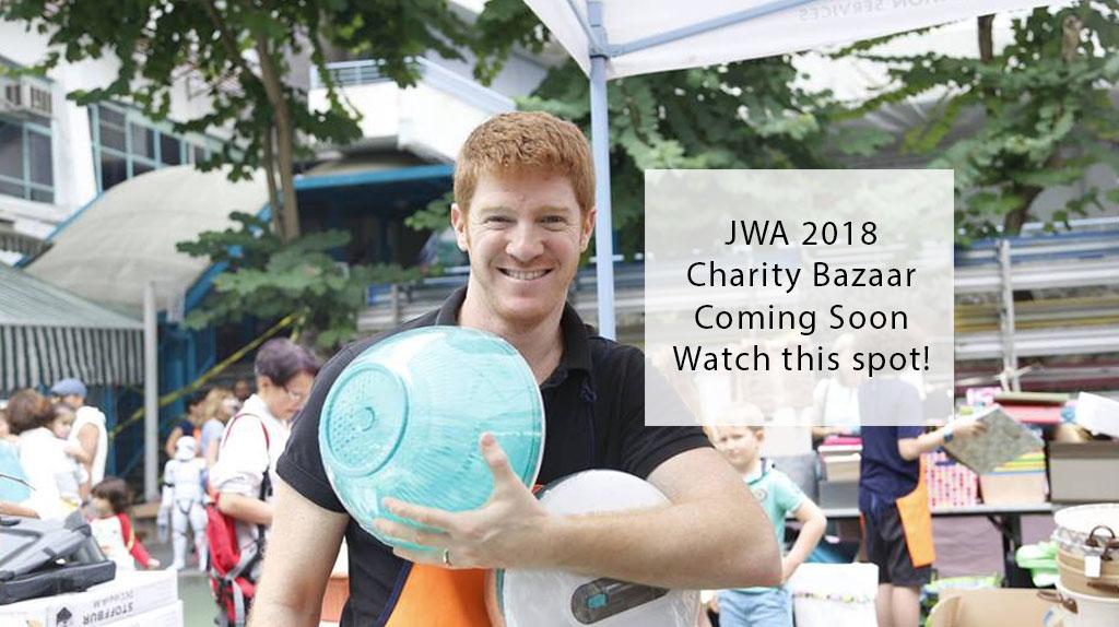2018 JWA Bazaar - Details Soon!