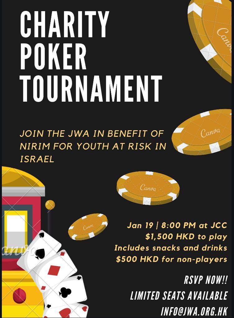 Poker Tournament!