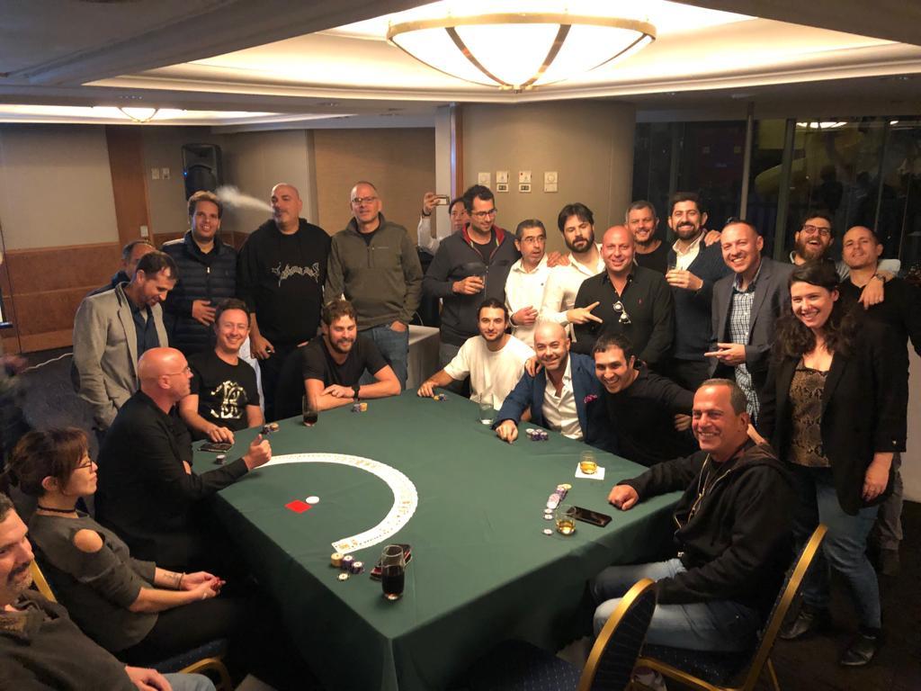 JWA Poker Tournament - 19 January